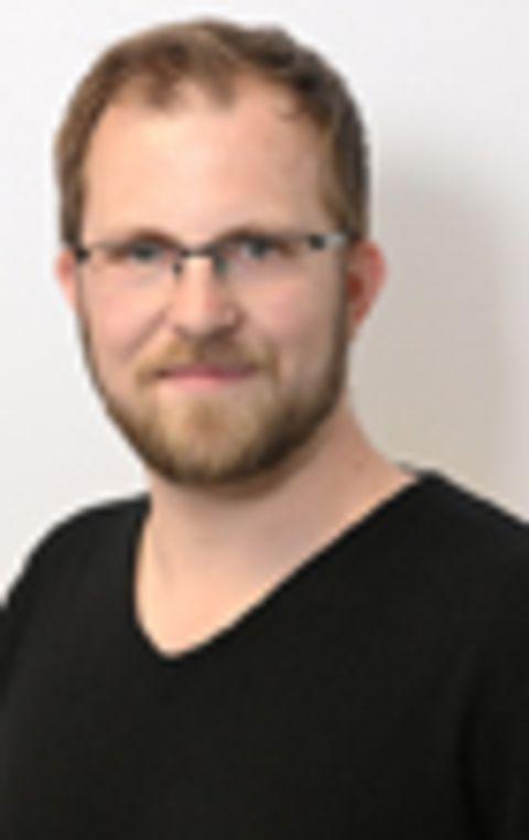 Portrait von Dennis Lübben