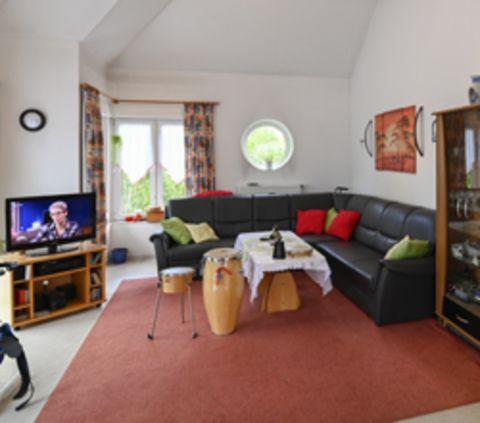 Wohnzimmer in der Christian-Morgenstern-Straße