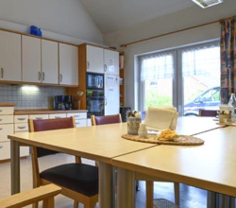 Küche in der Christian-Morgenstern-Straße